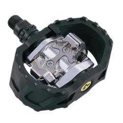 Shimano Pedal PD-M424 mit Cleat schwarz Box