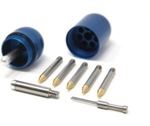 Tubeless Repair Kit Dynaplug Megapill polished  Blue