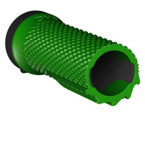 Griffe Oneup Components Lock-On Grips Green