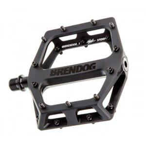 DMR Vault Pedal. Brendog Signature Pedal. Matt-Schwarz.