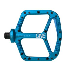 OneUp Components Pedalen Alu Blue