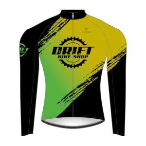 Shirt DRIFT XC LS v4 Race