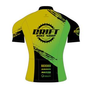 Shirt DRIFT XC SS v4 Race