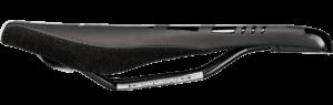 Deity Speedtrap AM Sattel, Titan-Gestänge. Black/Black.